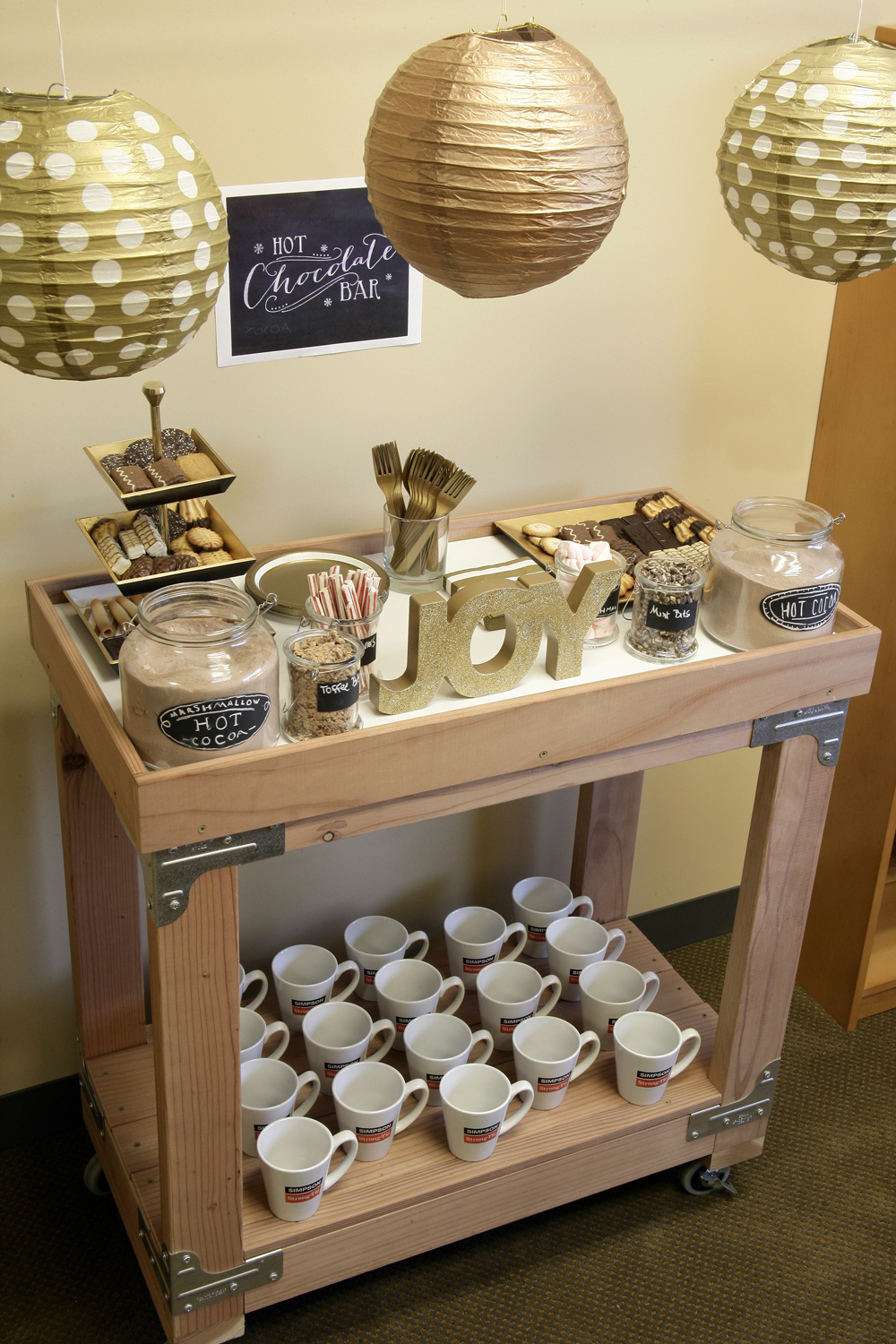 Diy Hot Cocoa Bar Diy Done Right