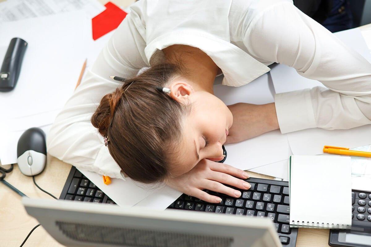 psikolojik yorgunluk