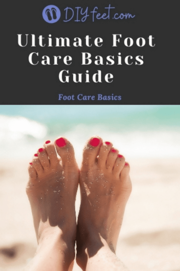 diy guide for foot care