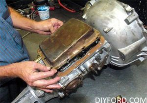 How to Assemble Ford C4 Transmissions: CruiseOMatic
