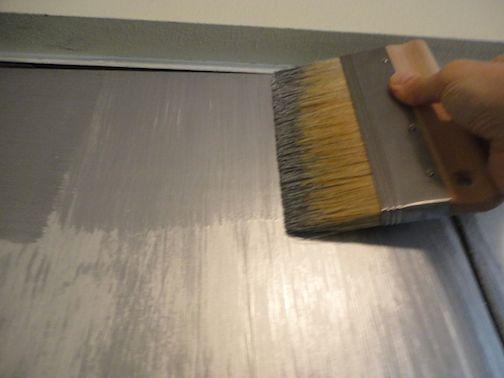 Painting Yourself Corner