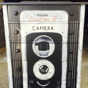 Kodak Camera Dresser