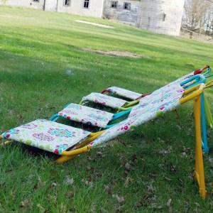 Hunting Chairs to DIY Sun Loungers