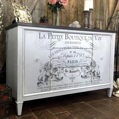 diy furniture makeovers unique diy furniture makeovers. Unique Unique French Image Transfer Buffet And Diy Furniture Makeovers Unique