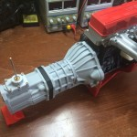 5 speed transmission model for Toyota 22RE engine