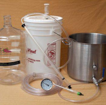 Hard Cider Equipment