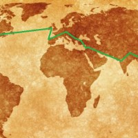 Preparativos para la vuelta al mundo - Preparations for a round the world trip