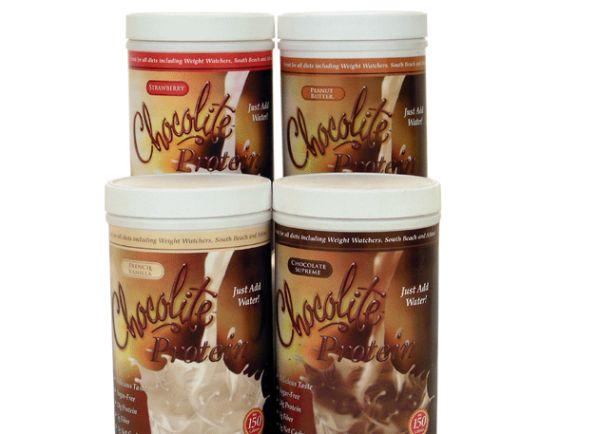ChocoRite Protein Shakes