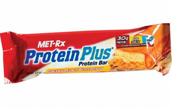 Met-Rx Protein Plus Food Bars