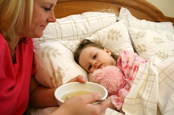 Treating Child's Cough and Cold