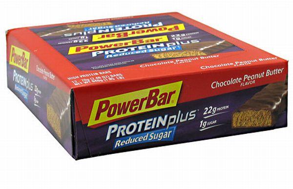 PowerBar ProteinPlus Reduced Sugar High Protein Bar