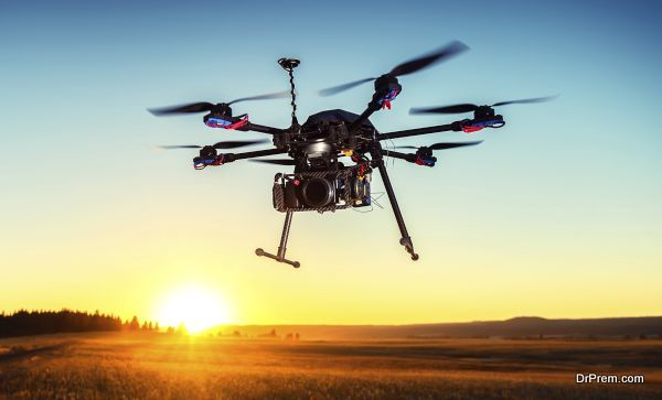 The Use of Drones