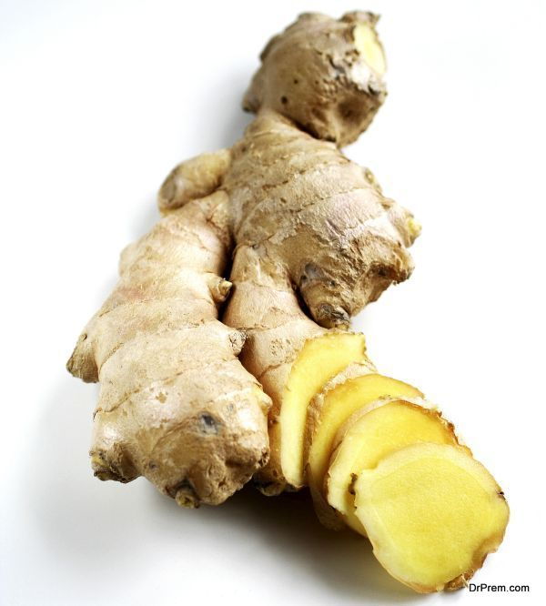 Ginger – The root (1)