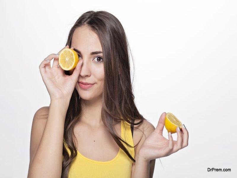 DIY Lemon Bath Bomb