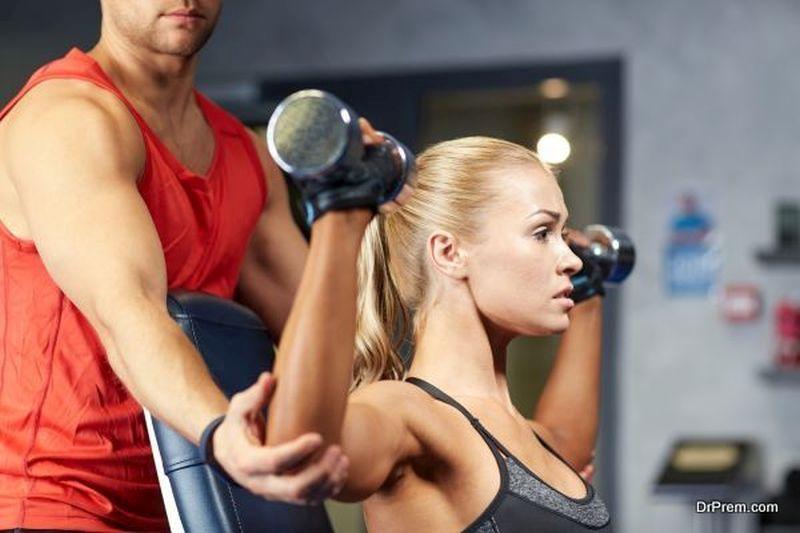 Fitness expert