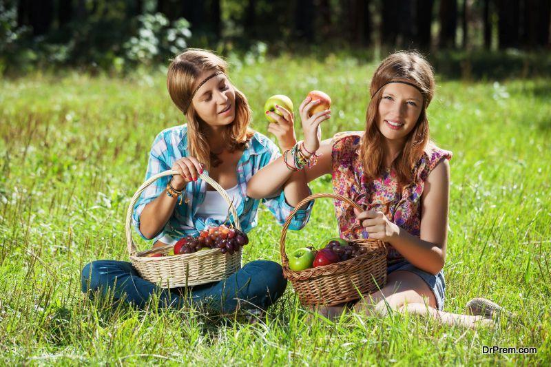 Organic-food-gift-basket