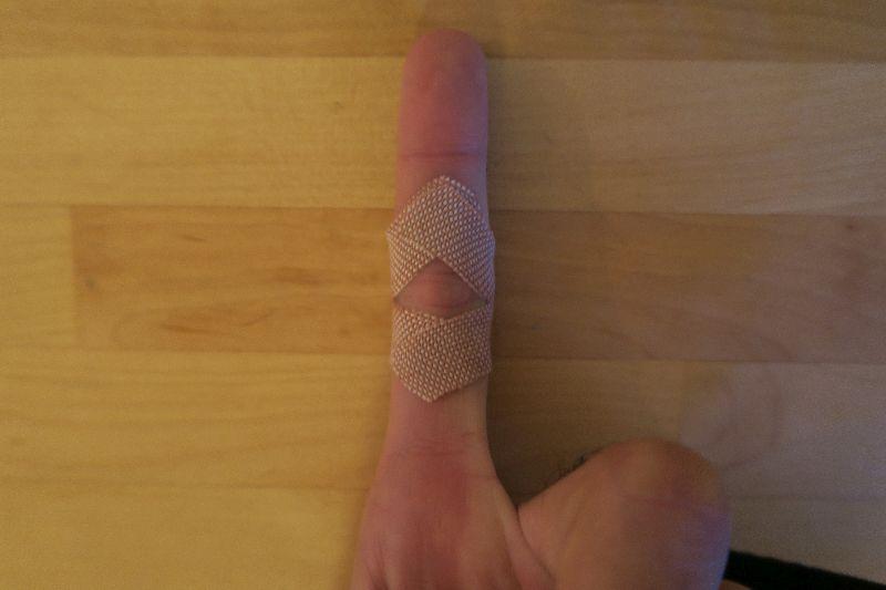 Simple Bandage Hack