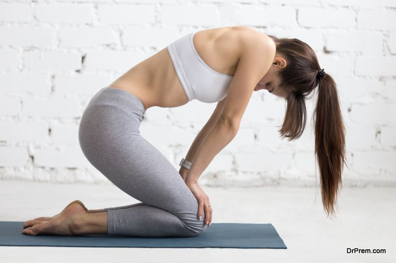 Try Yoga Poses