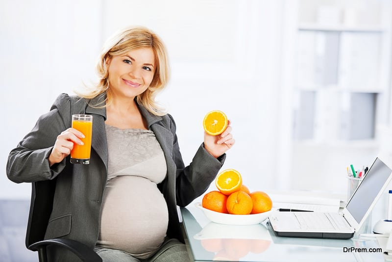 Happy, Healthy Pregnancy