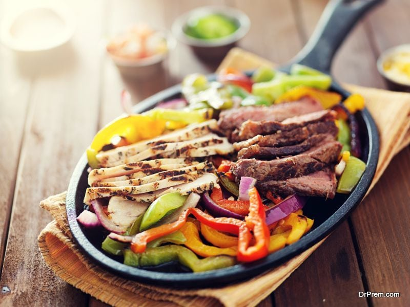 grilled chicken to your salad