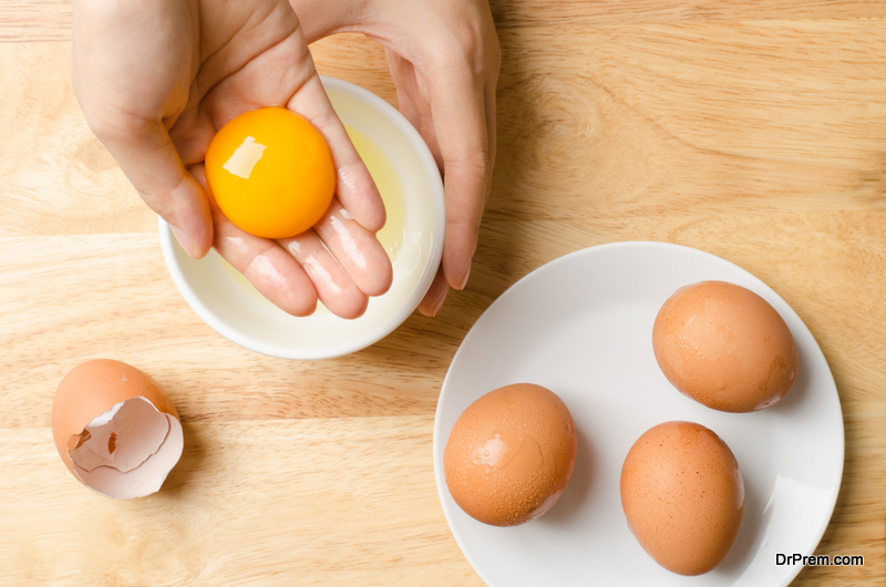 Eggs are a great source of good nutrition