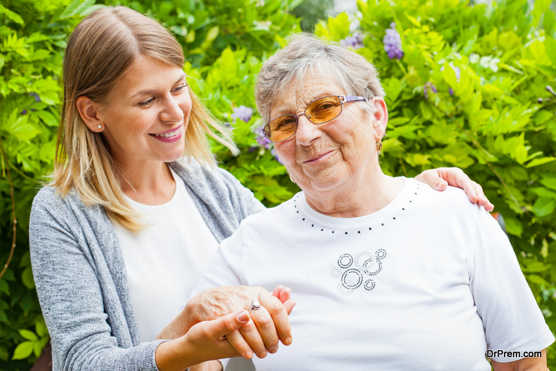 Right Care for An Elderly Relative