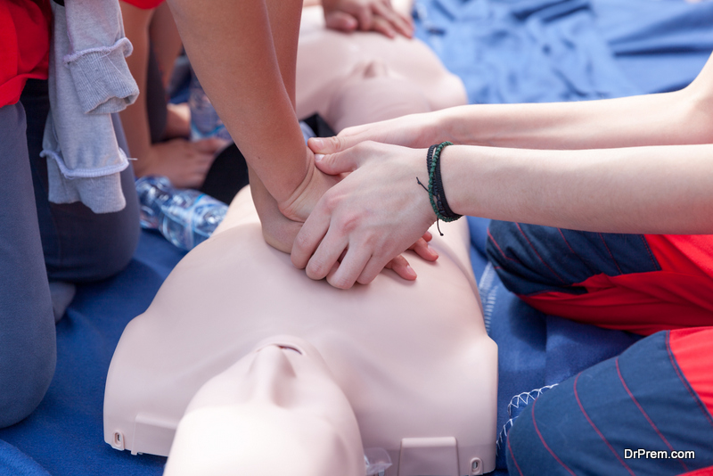 Right First Aid Training