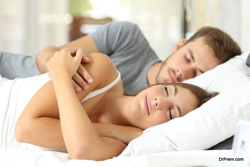 Get Adequate Sleep