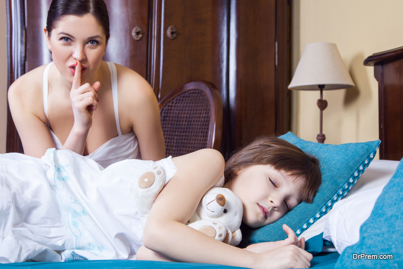 Promote Healthy Sleep Habits