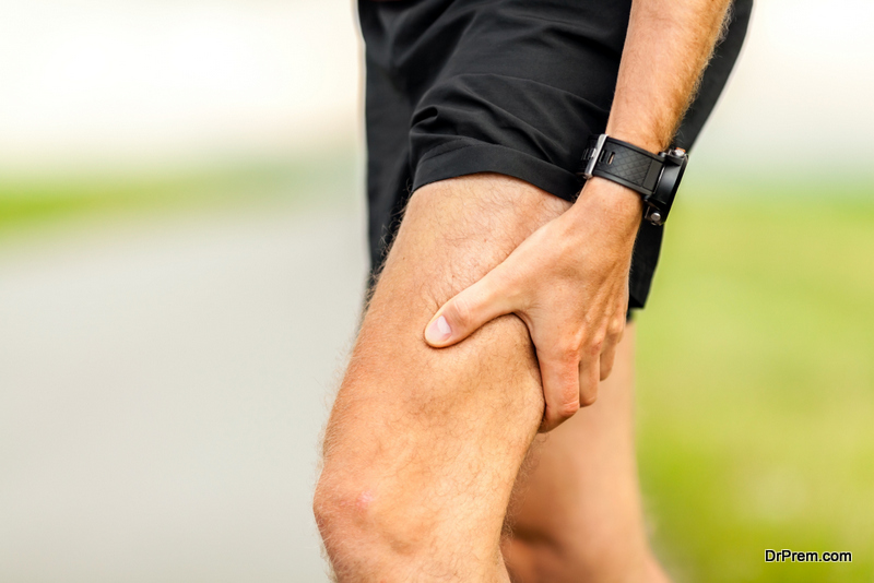 repair injured muscles and ligaments