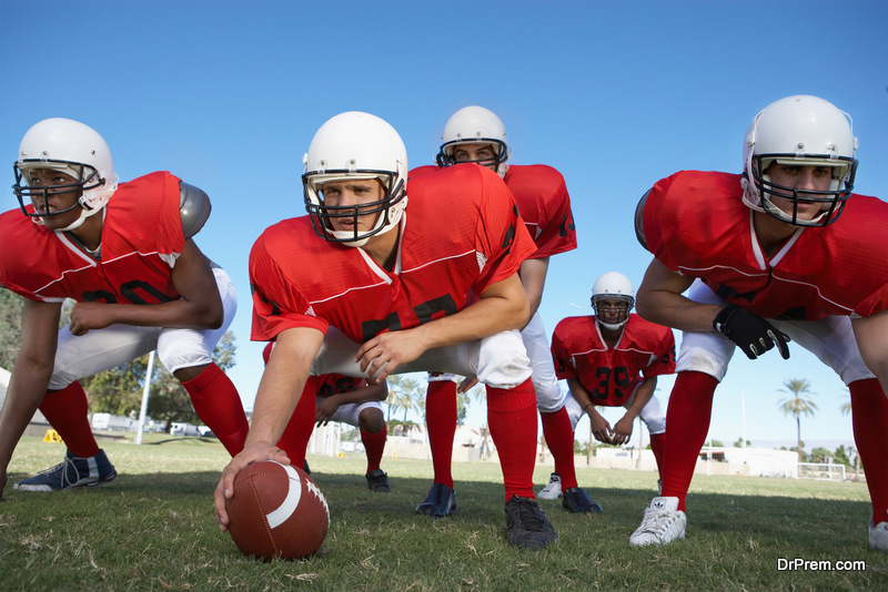 Athletic Safety Equipment for Preventing Injuries