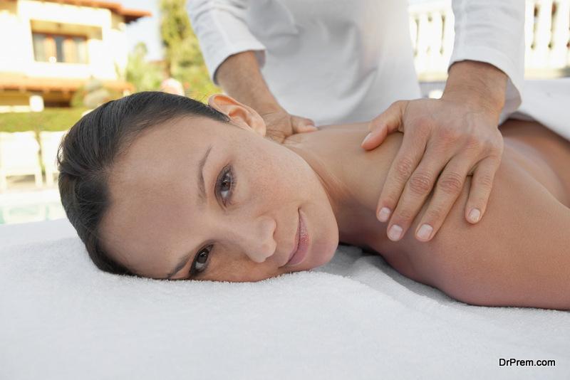 Therapeutic-Massage Improves Circulation