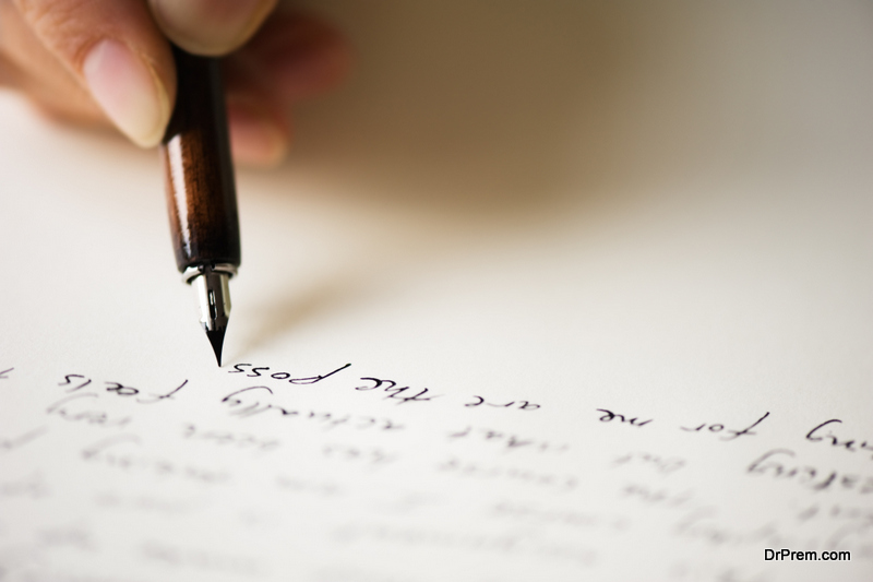 sudden change in handwriting an indication of mental illness