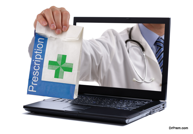 Online Pharmacies and Prescription in the U.K.