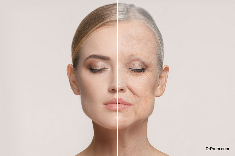 Anti-aging features