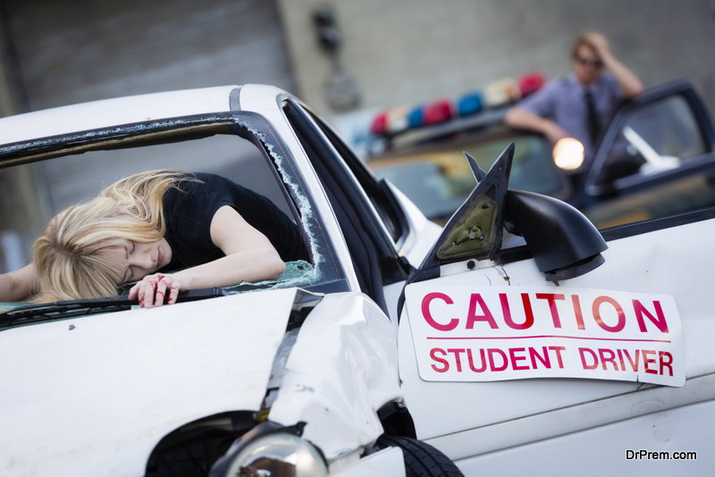 Your Teen and Car Accident