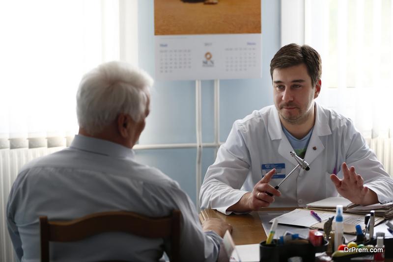 see a neurologist