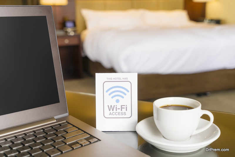 Wi-Fi connection