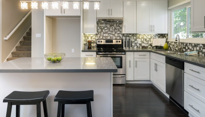 3 Tips for A Functional L Shaped Kitchen Design - DIY Home Art