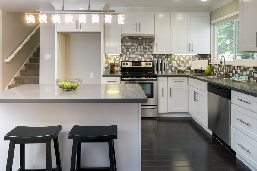 3 Tips For A Functional L Shaped Kitchen Design