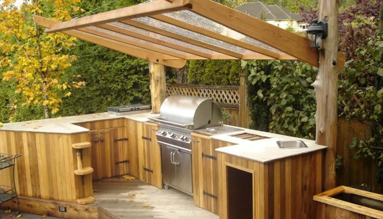 How to Build the Ultimate Outdoor Kitchen Designs - DIY Home Art