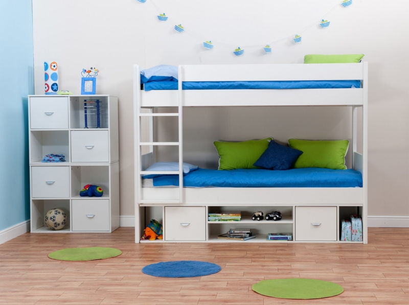 Stylish and Cozy Ideas of Bunk Beds for Small Room DIY Home Art