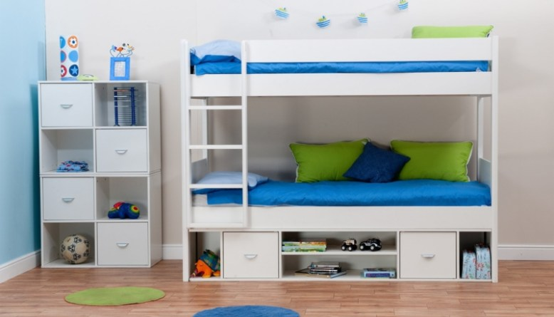 Stylish And Cozy Ideas Of Bunk Beds For Small Room