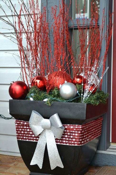 Outdoor Christmas Decorations Diy