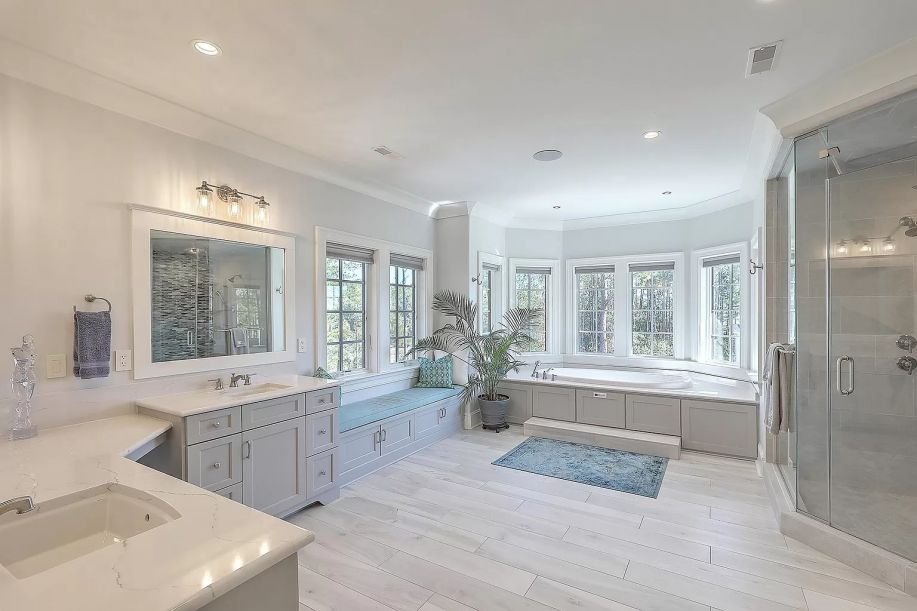 Master Bathroom Ideas 2020 | Pictures Designs Layouts