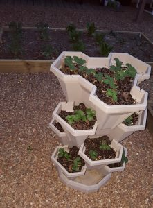 stack pots