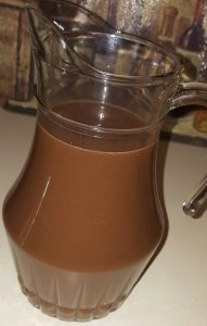 3-Ingredient Dark Chocolate & Kahlua Coffee 9 Dairy-free
