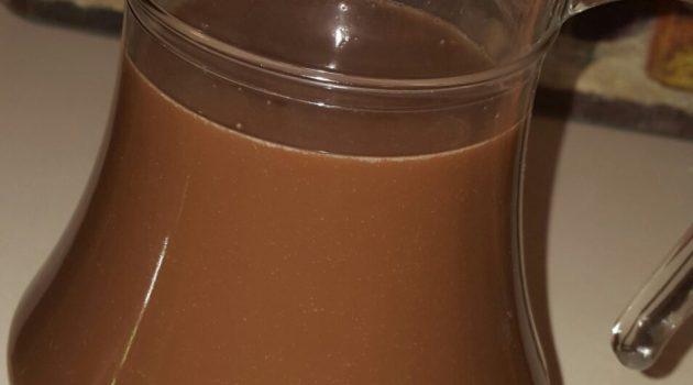 3-Ingredient Dark Chocolate & Kahlua Coffee 9 Dairy-free