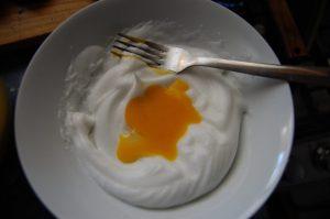 egg preparation