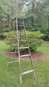 upcycling ladders